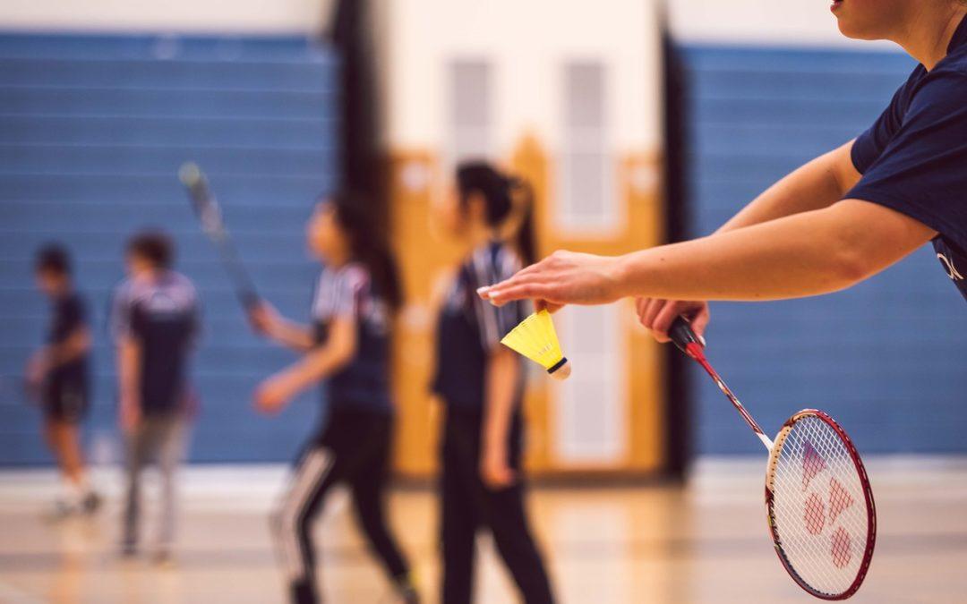 Le badminton en général